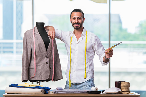 Tailoring Services On Your Door Step